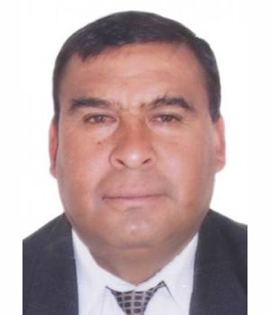 Candidato LUIS ALBERTO VALCARCEL VILLEGAS