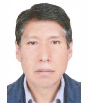 Candidato LUIS ROLANDO CONTRERAS CABALLON