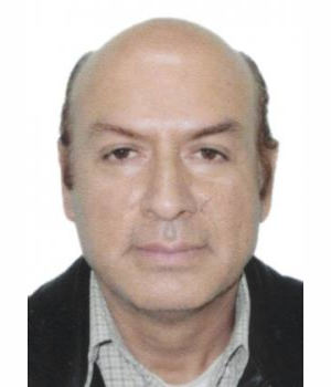Candidato LUIS VENANCIO SANTA CRUZ YABAR
