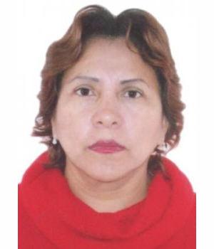 Candidato MAGDA REYNA ALMENARA HUAYTA DE GUTIERREZ