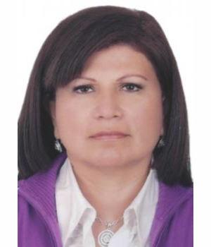 Candidato MARIA HELVEZIA BALTA SALAZAR