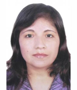 Candidato MARIA LUISA VILCA CRUZADO