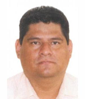 Candidato MARIO JAVIER QUISPE SUAREZ