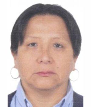 Candidato MARY LUZMILA MARROQUIN LEON