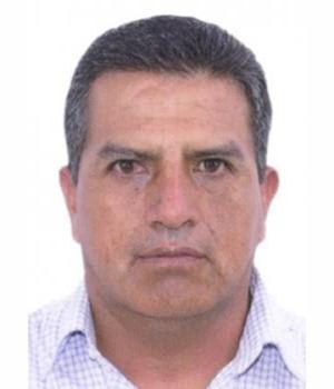 Candidato MILTON JORGE CUNYAS ENRIQUEZ