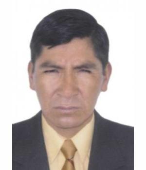 Candidato MODESTO SAPACAYO GAMARRA
