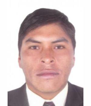 Candidato MOISES CCALACHUA CUYO