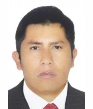 Candidato PABEL NESTOR BELLIDO MIRANDA