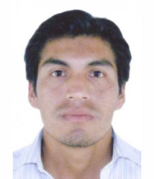 Candidato PERCY DANTE NICHO CHAVEZ