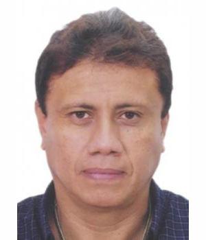 Candidato RICARDO LUIS VASQUEZ MUÑOZ
