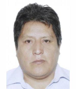 Candidato RICHARD ESPINOZA PALOMINO