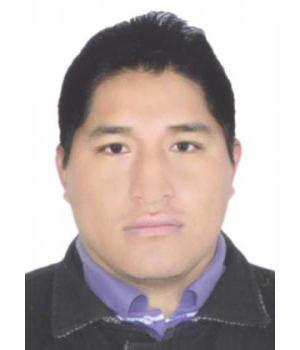Candidato ROBERTO CARLOS LAIME SIVANA