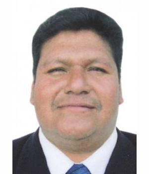 Candidato ROBINSON AGUIRRE CASIMIRO