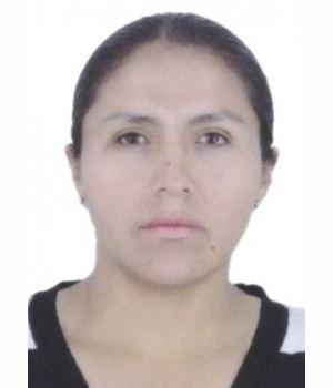 Candidato ROCIO NARVAEZ CHOQUECAHUANA