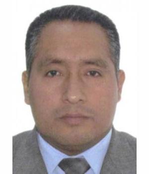 Candidato RODOLFO EDGAR RAMIREZ GONZALES