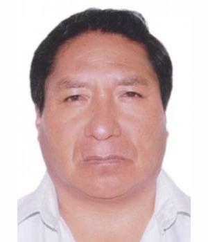 Candidato RODOLFO SABINO SARAYASI SAMAYANI