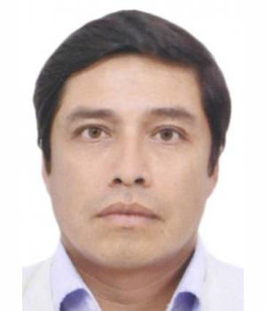 Candidato ROLANDO MANUEL VILLAVICENCIO NAVAS