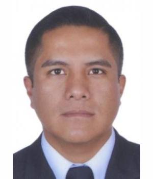 Candidato RONALD FELIX LEON PONCE
