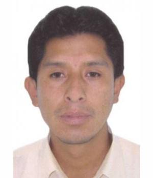 Candidato RONALD RIMAYHUAMAN MONROY