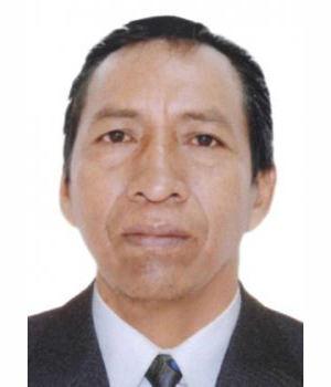 Candidato RUMALDO SILVANO MARTINEZ