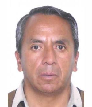 Candidato SAMUEL QUISPE MIRANDA