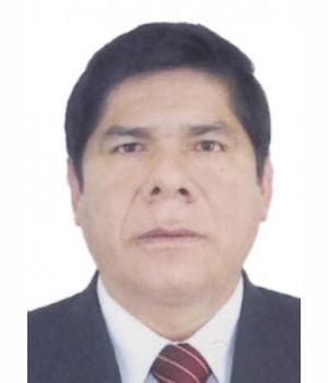 Candidato TEODOCIO CRUZ HUANCACHOQUE NIETO