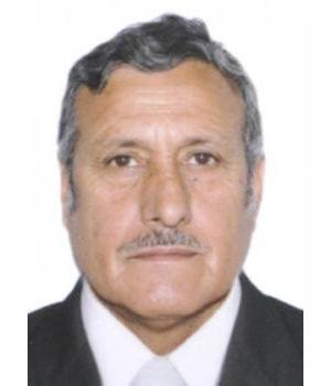 Candidato ULDARICO BALDOMERO CASTILLO RAMOS