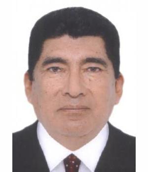 Candidato VICTOR RAUL ESPINOZA CONDORI