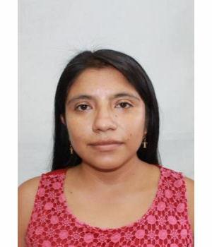 Candidato VIOLETA TERESITA DE JESUS MENDOZA YESQUEN