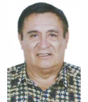 Candidato WALTER HERNAN MENDOZA CASTRO