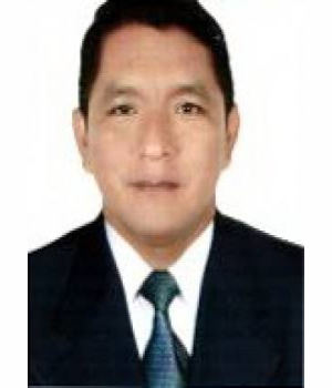 Candidato WILIAN QUISPE LAYME