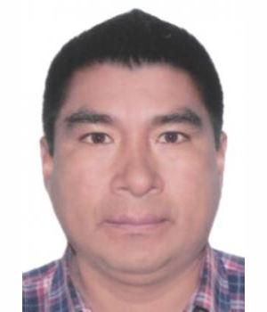 Candidato WILMER GODOFREDO CABRERA HUAMANI