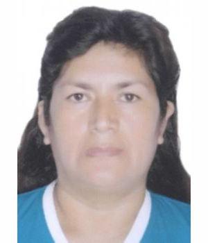 Candidato YENY MARGOT ARIAS GAMARRA