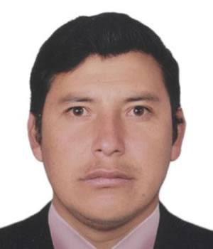 Candidato José Luis Chirinos Chirinos