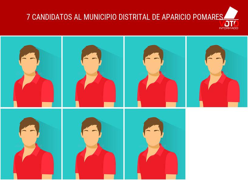 Municipio distrital de APARICIO POMARES
