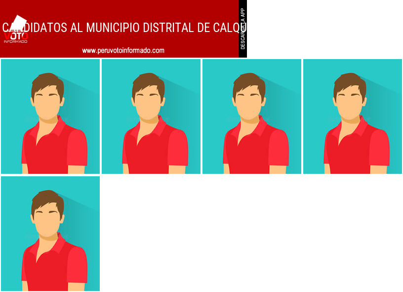Municipio distrital de CALQUIS