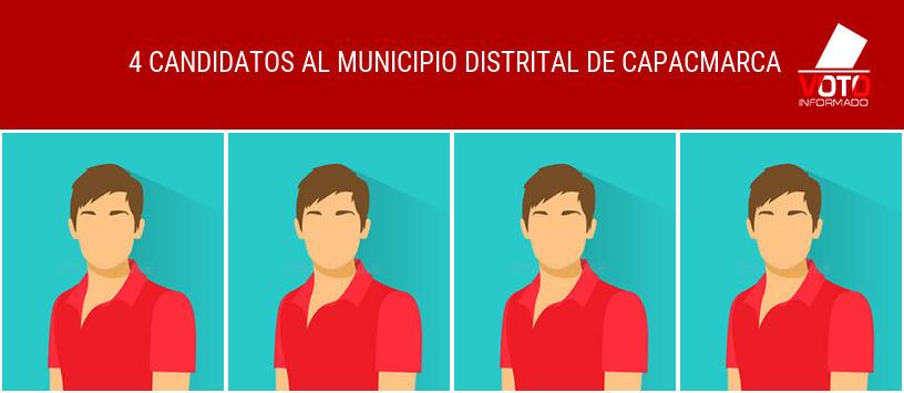 Municipio distrital de CAPACMARCA
