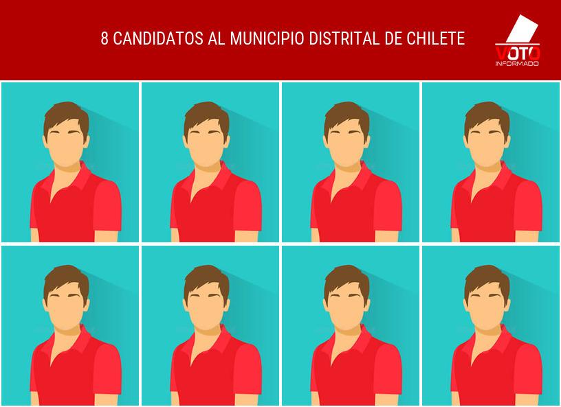 Municipio distrital de CHILETE