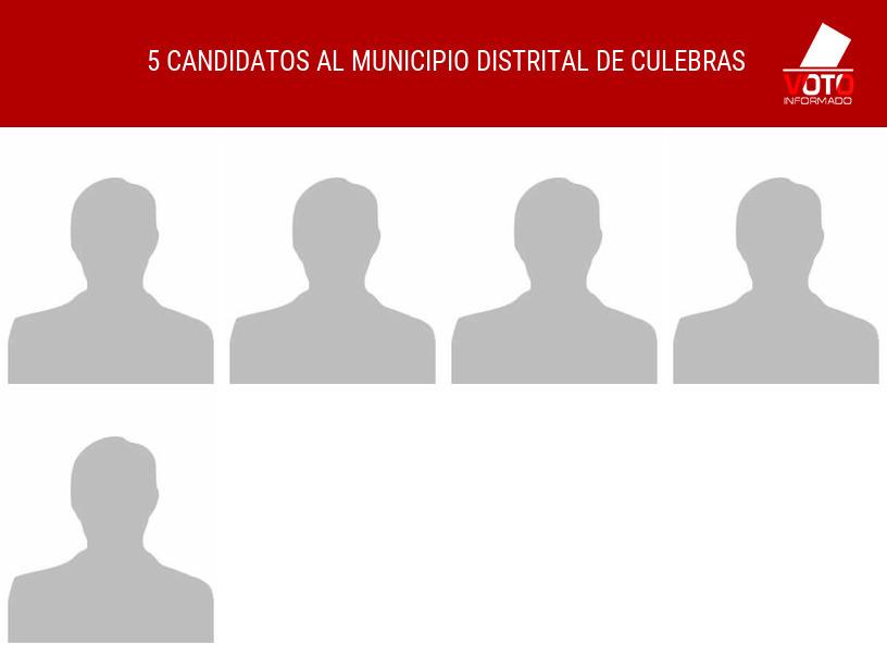Municipio distrital de CULEBRAS