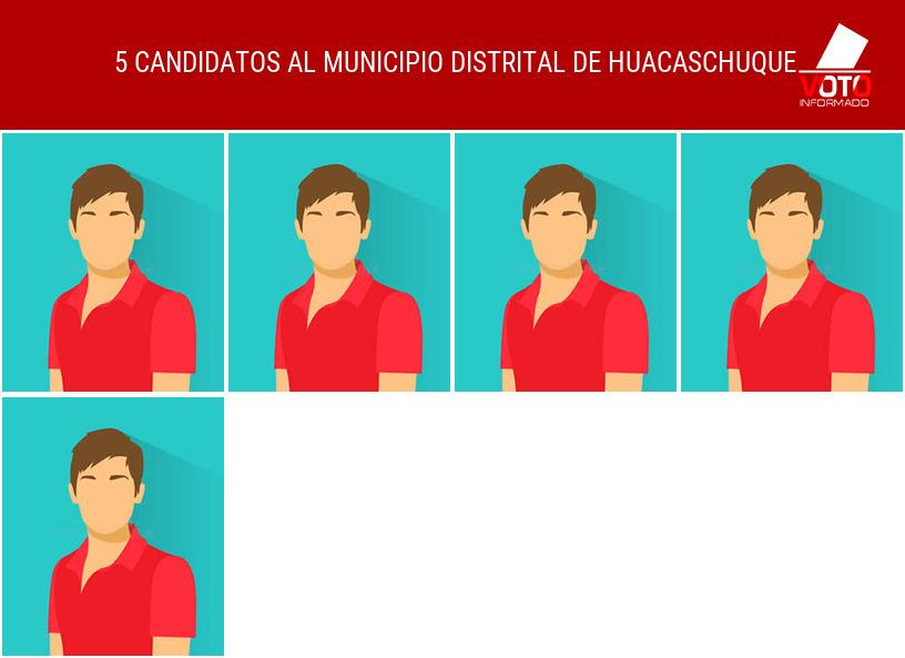 Municipio distrital de HUACASCHUQUE