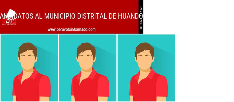 Municipio distrital de HUANDOVAL