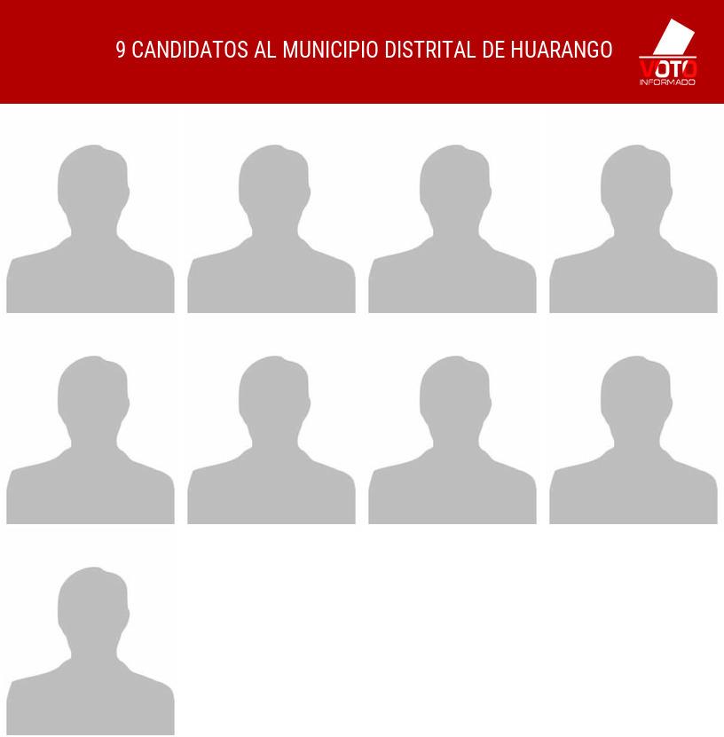 Municipio distrital de HUARANGO