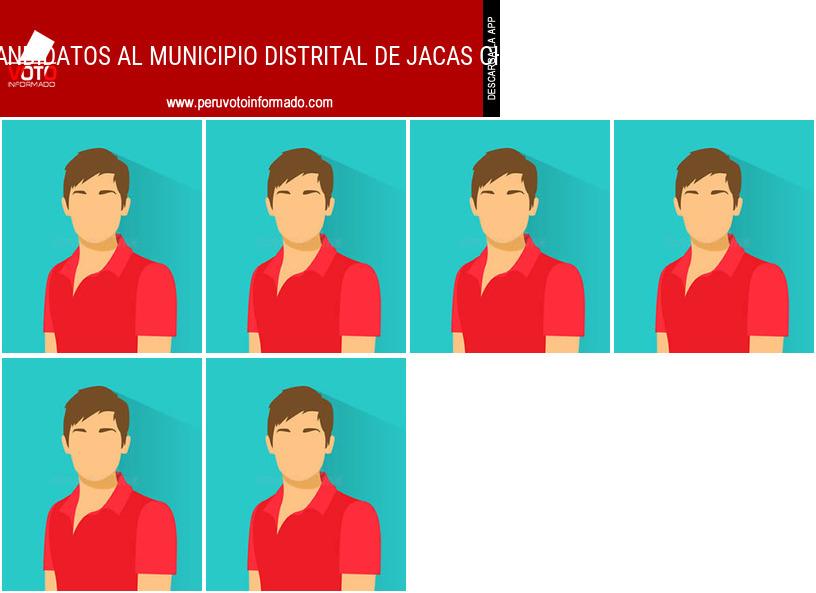 Municipio distrital de JACAS CHICO