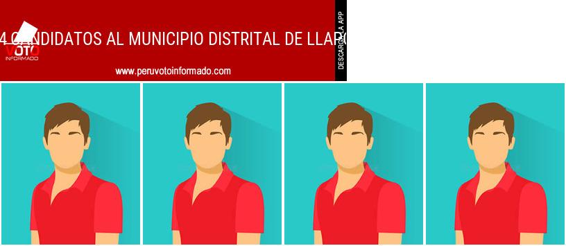 Municipio distrital de LLAPO