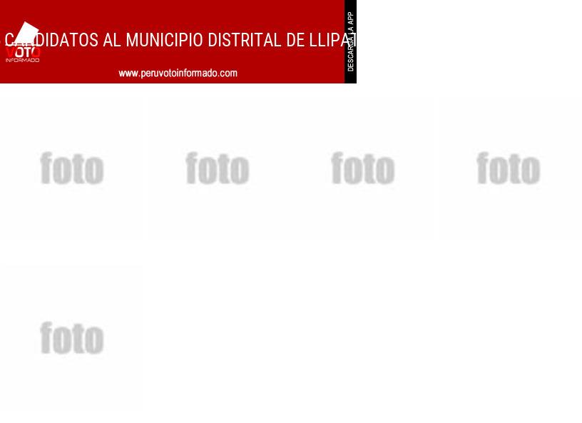 Municipio distrital de LLIPATA