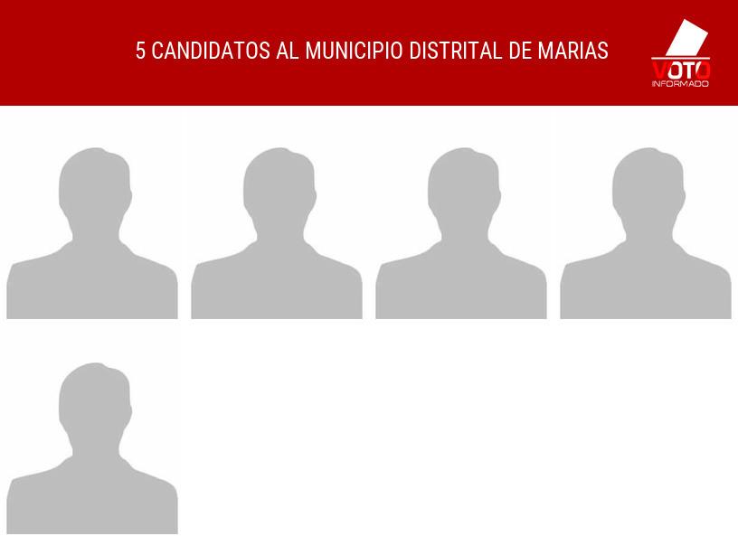 Municipio distrital de MARIAS
