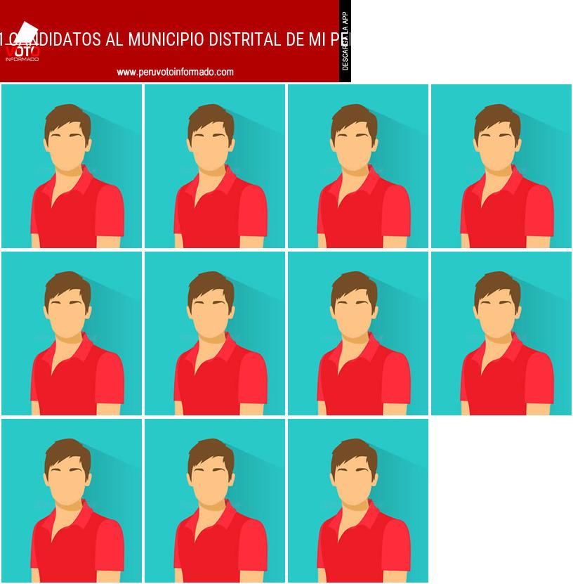 Municipio distrital de MI PERU