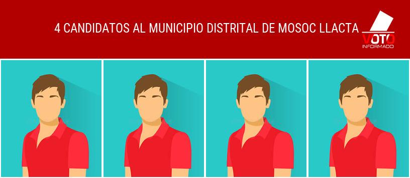 Municipio distrital de MOSOC LLACTA