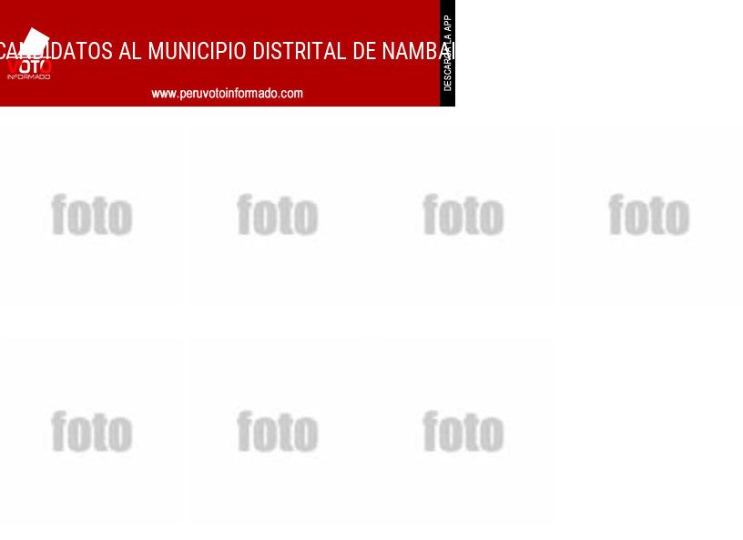 Municipio distrital de NAMBALLE