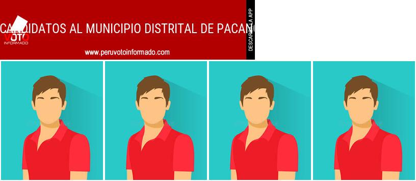 Municipio distrital de PACANGA